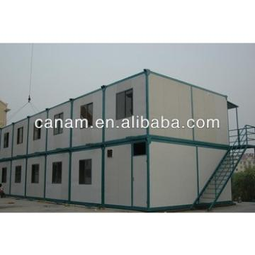 CANAM- Portable Mobile Container House for Camp