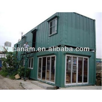 CANAM- recycled high quality prefabricated container house