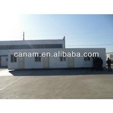 CANAM- toilet container meet UN standard