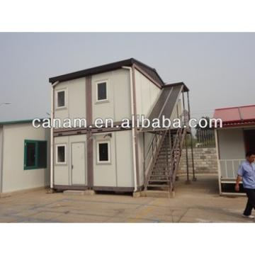 CANAM- modern container house with sanitary fittings