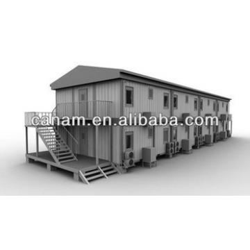 CANAM- Prefabricated well design container house for farm land