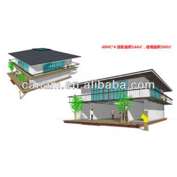 CANAM- Prefabricated Light Steel Portable Houses