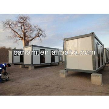 CANAM- 20 ft container house for construction worker