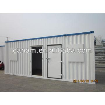 CANAM- mobile container house with sanitary