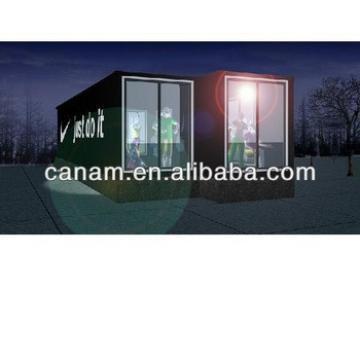 CANAM- antirusting modular container kitchen