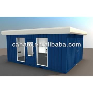 CANAM- Shipping Container Pop-Up Prefab Venue/modular housing