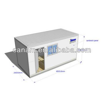 CANAM- portable prefab container house