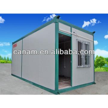 CANAM- Prebuilt container homes building
