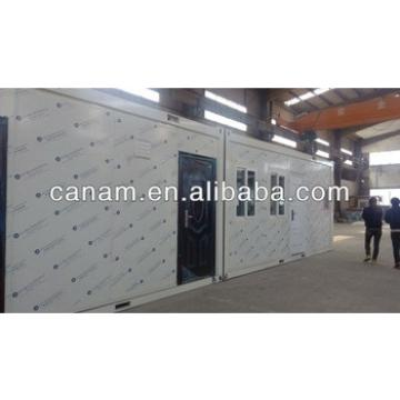 CANAM- metal material sandwich panel container house