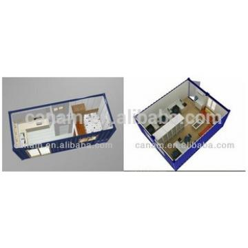 20ft/40ft EPS insulation prefab house villa