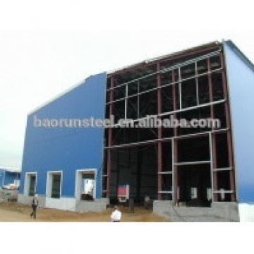 Prefab Recreational Steel Buildings made in China