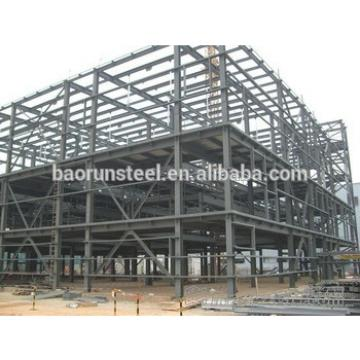 Steel structure apartment Prebricated multi-storey warehouse workshop