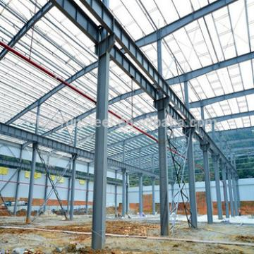 Pre-built high rise steel structure