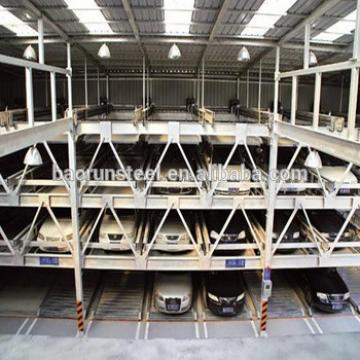 light construction design steel structure showroom