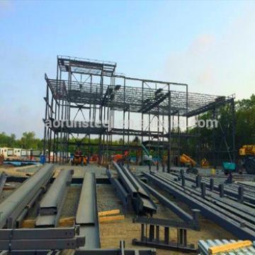 Heavy industrial design workshop engineering structure steel