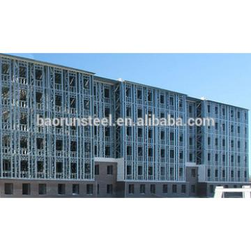 Steel Structure Prefabricated Hotel Building