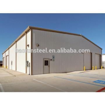 Pre-engineered Prefab Steel Garage Buildings