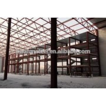 Prefabricated steel buildings made in China