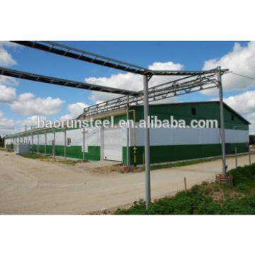 low cost Prefabricated metal building