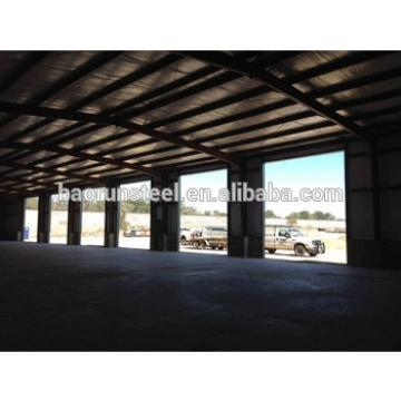 harsh appearance Steel buildings manufacture from China