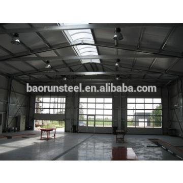 steel building construction