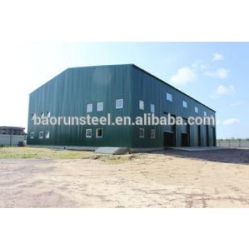 Affordable steel warehouse buildings