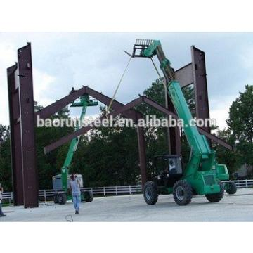Prefab steel warehouse buildings