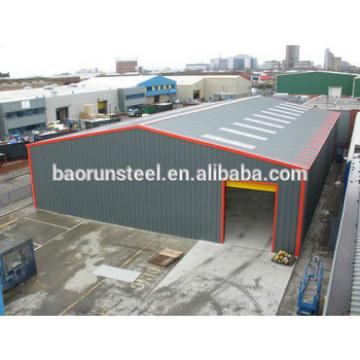 Made in China steel structure/steel structure BuiLding Exported to Europe