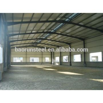 light steel structure factory/shed