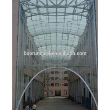 Galvanized light weight steel structure Dome storage