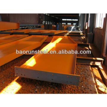 Baorun welding H type steel for structure