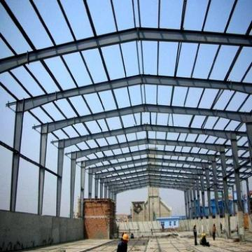 LF frame steel building space frame large span factories steel structure