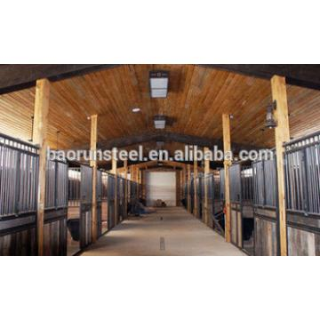 low cost Column-free steel buildings