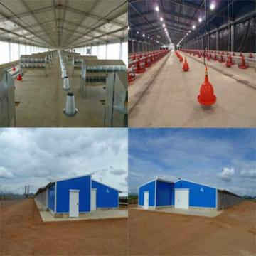 East standard high quality storage shelter heavy equipment workshop