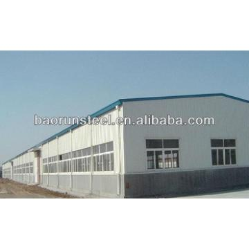 industrial construction light steel, sanwich panel warehouse,prefabricated steel structure building warehouse