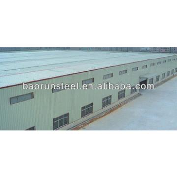 High rise steel light frame used steel building for sale