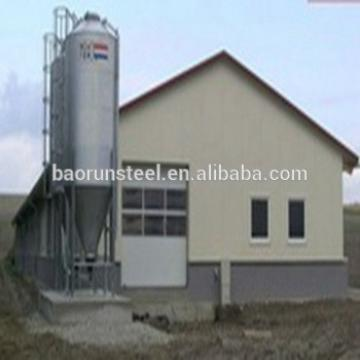 Prefabricated steel structure building shed/workshop/building/building project