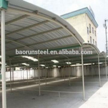 Prefabricated heavy design steel structure building with Australian standard