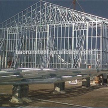 Wholesale Custom Wholesale Custom new arrival light steel structure for steel structure cowshed