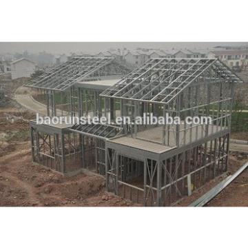 Reinforcement concrete Alloy steel structural warehouse