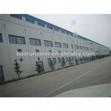 Rx Good heat and sound insulation low cost K type reliable prefab light steel buildings for sale