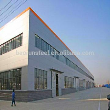 Low price metal structure building