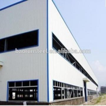 Steel Fabrication Workshop Layout
