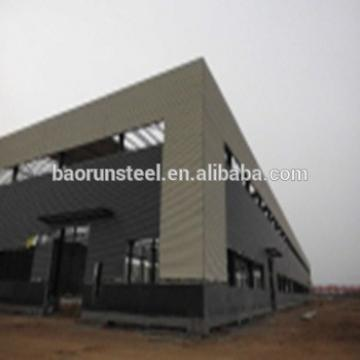 Qingdao 2015 pre engineering steel structure building