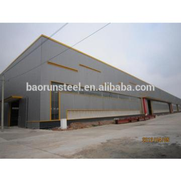 BV and SGS certificated prefabricatd steel structure supermarket/shopping mall