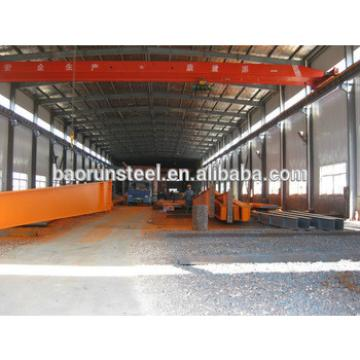 2015 made in BaoRun prefabricated high rise steel structure building