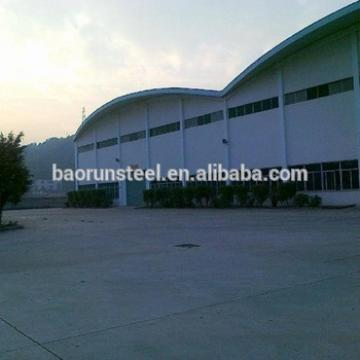 easy assemble and disassemble famous prefabricated steel structure house for school