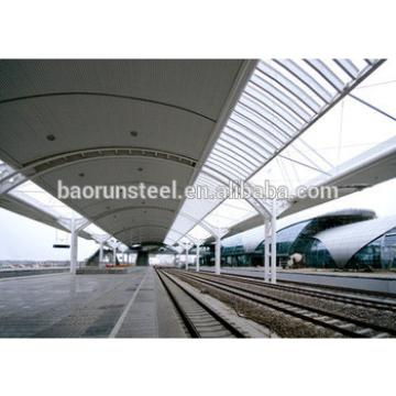 BaoRun sheet metal roofing for steel structure