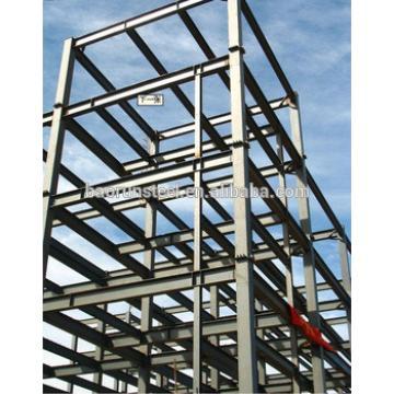 Design prefab steel structure building/prefabricated workshop