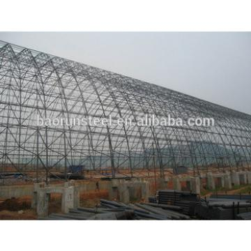 steel structure/double pitch roof steel building/pre engineering steel structure building